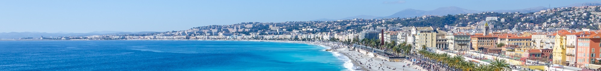 Baie des Anges, French Riviera